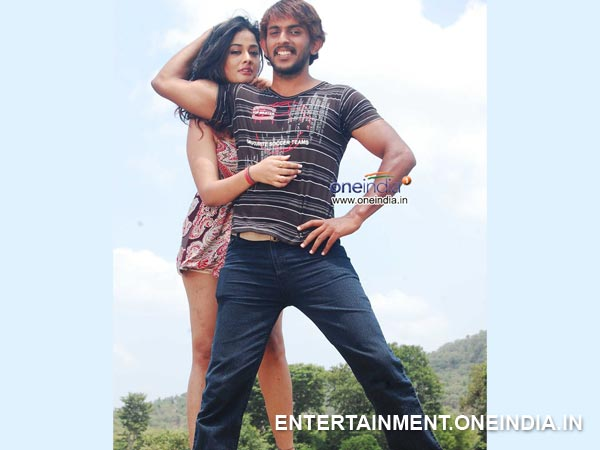 Kiran Rathod's Item Number