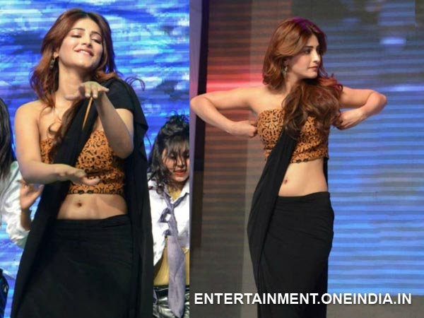 Shruti Hassan's Dance Movies