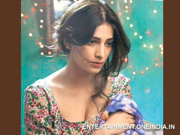 Shruti Hassan In D-Day