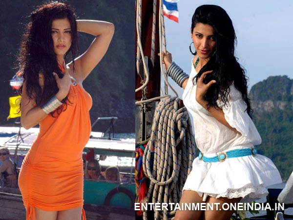 Shruti Hassan's Hot Poses