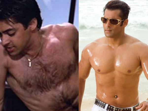 Famous Chest Hair Of Bollywood Actors