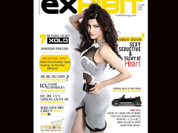 Shruti Hassan - Exhibit