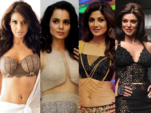 Sensuous Actresses Who Got Breast Implants