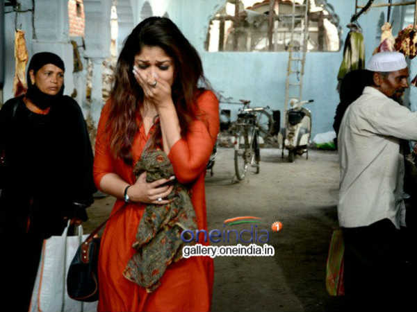 Nayantara's Performance In Anamika