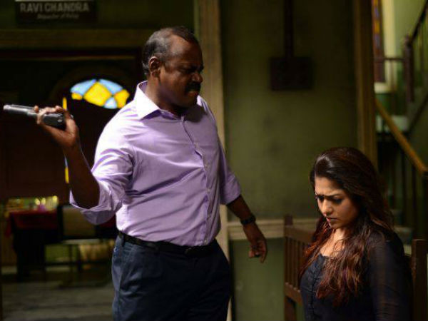 Pasupathy-Naresh's Roles In Anamika
