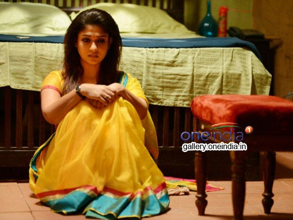 Nayan Does Not Aim For Awards