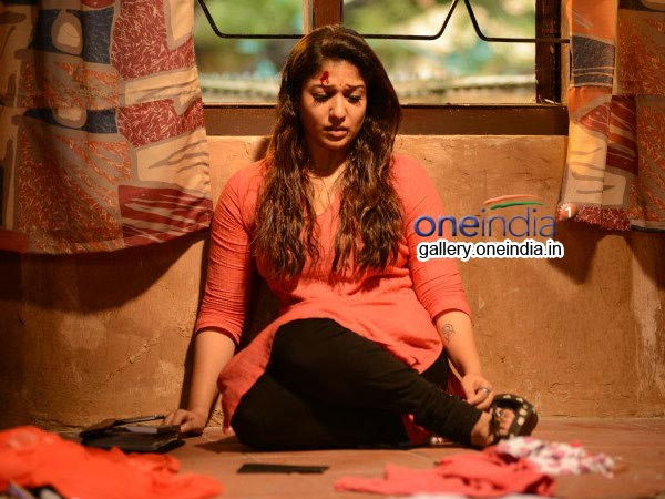 Nayan Has No Qualms In Playing Pregnant Woman