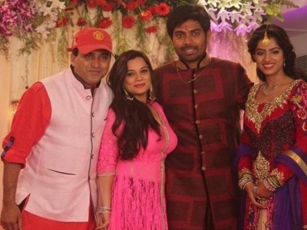 Rohit, Deepika With Kanika