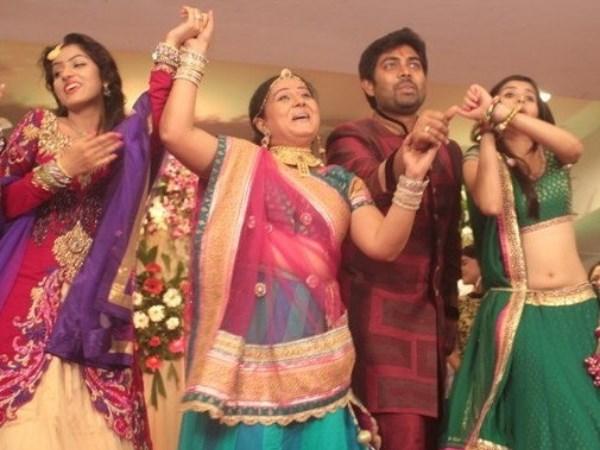 Diya Aur Baati...Star Cast
