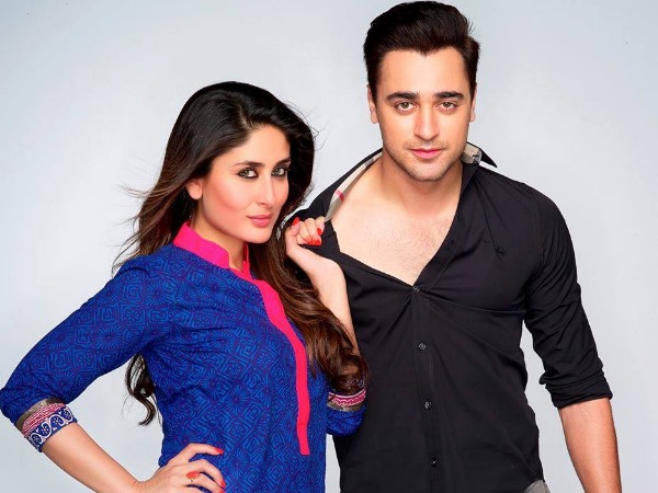 Kareena and Imran