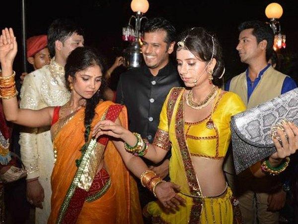 Diya Aur Baati Hum | Deepika Singh Married Rohit Raj Goyal ...