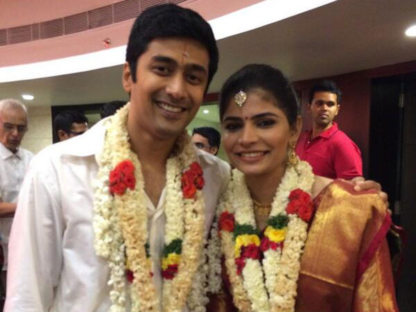 A Picture Of Chinmayi-Rahul Ravindran's Engagment