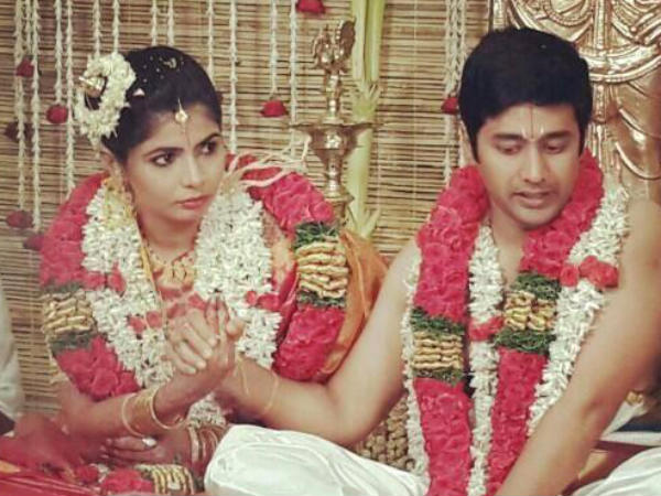 Chinmayi Rahul Ravindran Marriage Photos