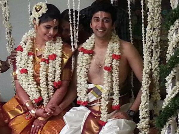chinmayi rahul ravindran marriage photos filmibeat
