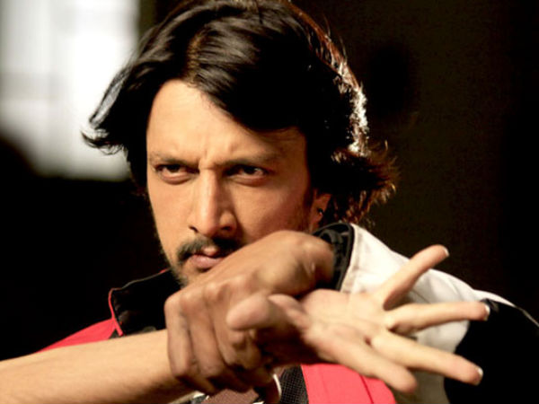 I Am Scared To Say Yes To That Film: Sudeep