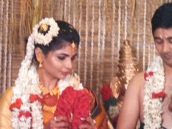 Rahul's Marriage With Chinmayi