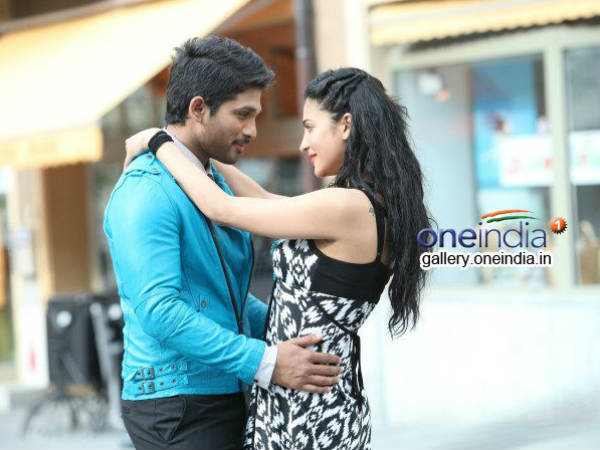 Race Gurram Collection In Vizag