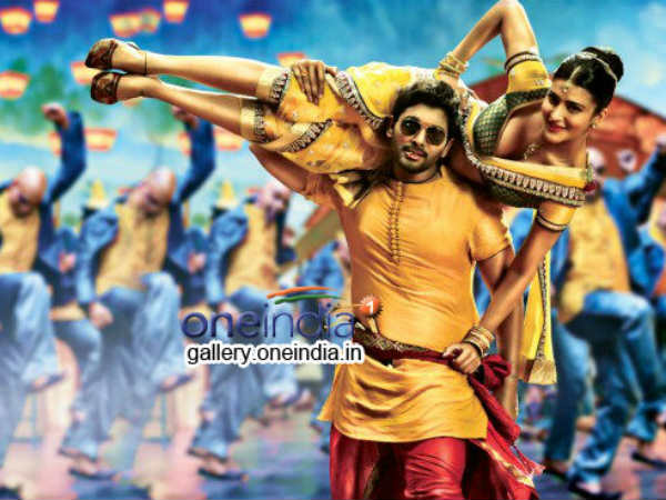 Race Gurram Collection In ROI
