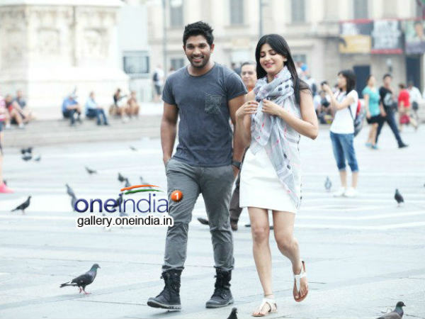 Race Gurram Global Collection