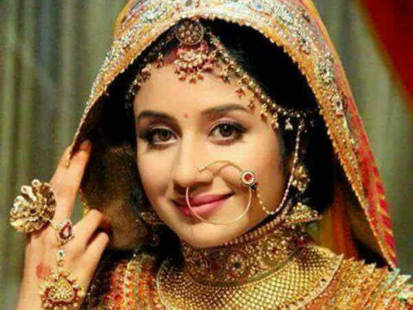 Jodha's Emotions