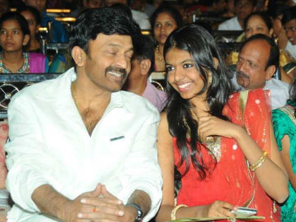 Rajasekhar S Daughter Shivani To Debut In Films With Vanda