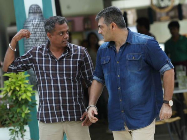It's Not Sathya For Ajith-Gautham Menon
