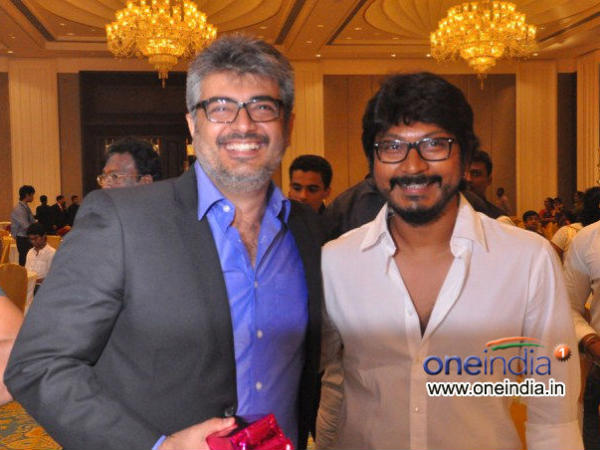 Arrambam To Be Remade In Hindi By Vishnuvardhan?