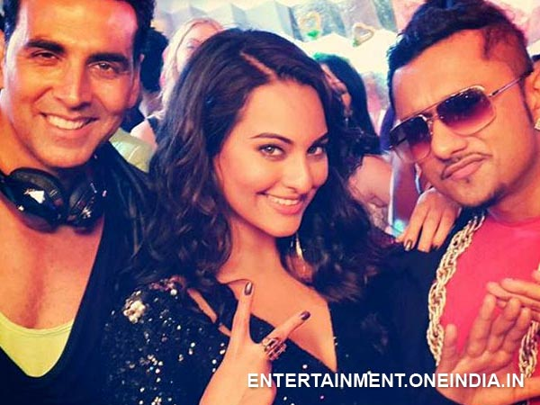 The Most Famous Songs Of Sonakshi Sinha