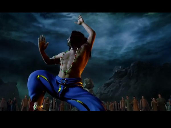 9. Dance Choreography For Vikramasimha