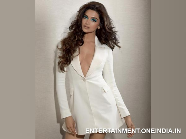 Photo: Deepika Padukone Looking Hot In White Outfit