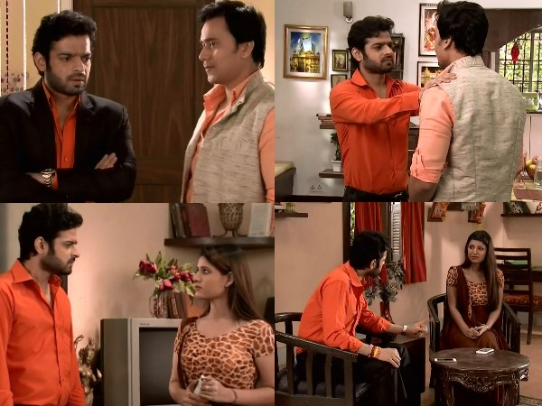 Yeh Hai Mohabbatein: Raman Fights For Ishita's Honour
