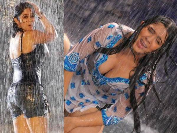 Wet Charmi's Hot Expression
