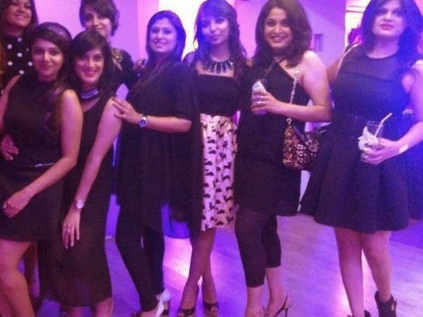 Trisha's Birthday Bash