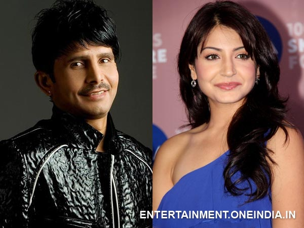 KRK and Anushka Sharma