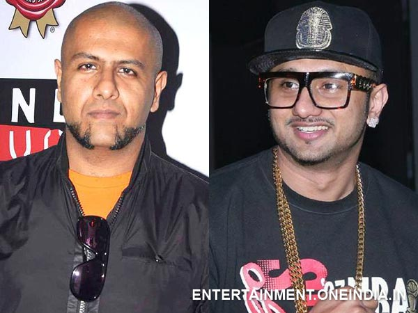 Vishal Dadlani and Yo Yo Honey Singh