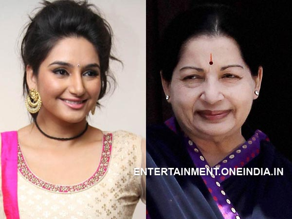 Ragini Turns Multilingual Actress