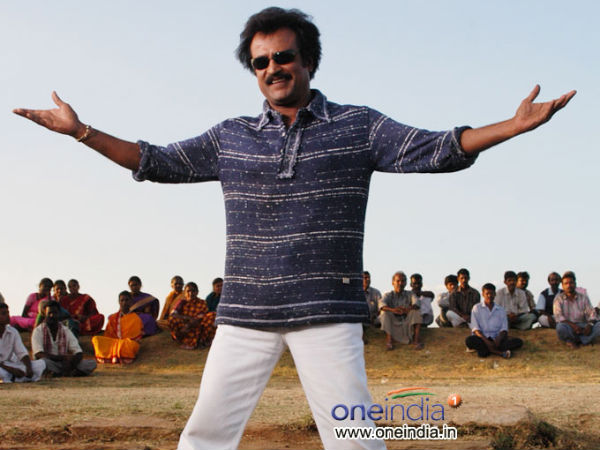 Faisal Is Busy With Mein Hoon Rajinikanth