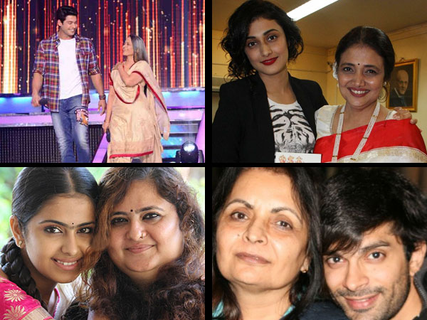 Mothers' Day: TV Stars Thank Their Mommies!