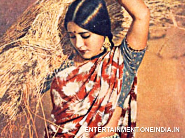 First colour film: Moti B Gidvani's Kisan Kanya