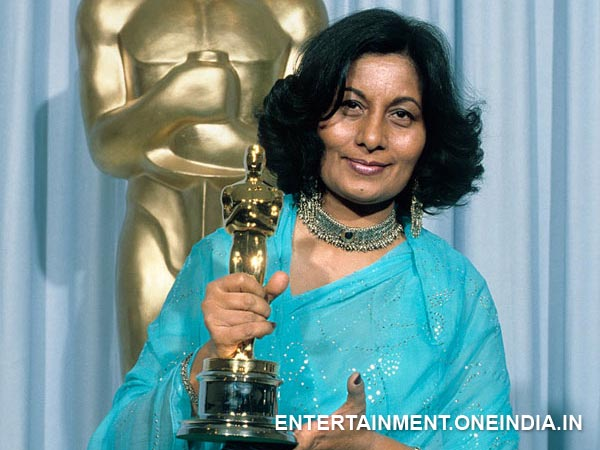 First Indian woman to win an Oscar: Bhanu Athaiya