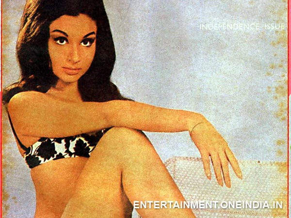First Bollywood actress to don a bikini: Sharmila Tagore