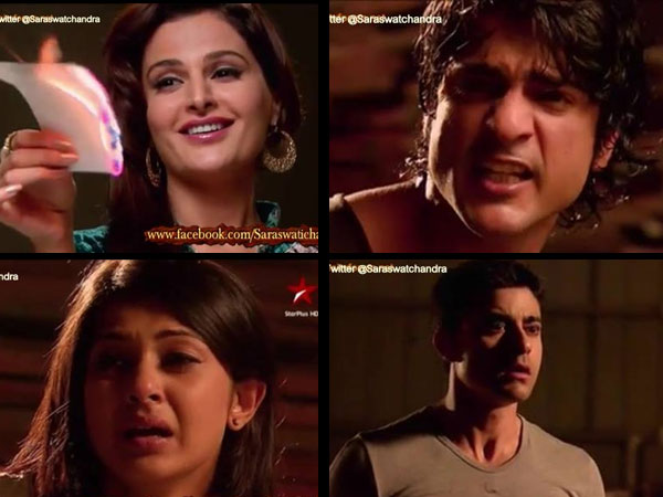 Kumud Or Kabir - Saras Forced To Choose!