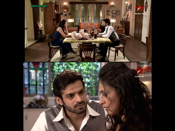 Yeh Hai Mohabbatein: Raman And Ishita Locked Inside The Flat