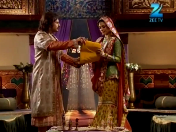 Jalal Receives A News