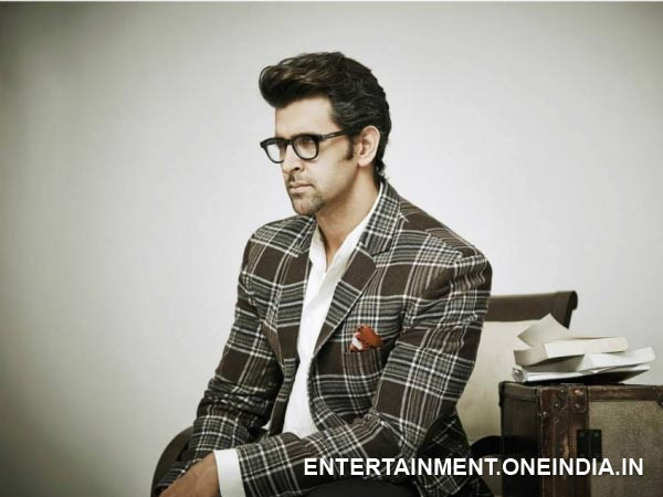 Hrithik Roshan suffered from scoliosis