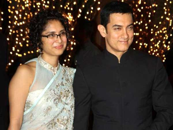 Aamir Khan and Kiran Rao