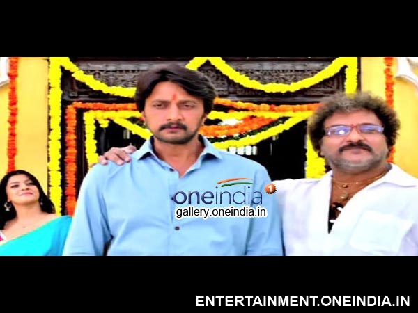 Ravi Credits The Success To Sudeep