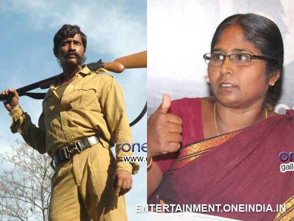 Movie Is About Muthulakshmi