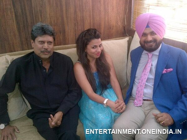 Kapil, Preeti And Siddhu