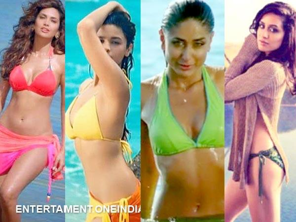 Bollywood in bikini